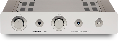 A21a integrated amplifier.