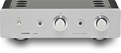 A21SE integrated amplifier.